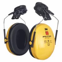 3M PELTOR H510P3E-405-GU OPTIME I sluchátka - přilba