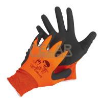CIRLUS- rukavice polomáčené v PU