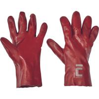 REDSTART27 ruk.ba máčené PVC červené 27cm - 10