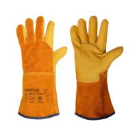LUXWELD  rukavice svářečské šité kevlarem - 11