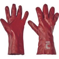 REDSTART35 ruk.ba máčené PVC červené 35cm - 10