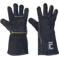 SANDPIPER BLACK rukavice svářečské A 35cm - 11