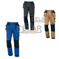 OLZA kalhoty do pasu 265g/m2