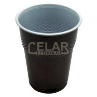 Kelímek PS 0,2 l HNĚDÝ na kávu (100ks)