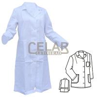 (0030) plášť dámský dlouhý rukáv prop. fazónka